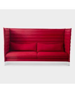 Vitra Alcove designbank - Rood