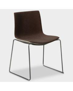 Arper Catifa 46 designstoel - Grijs / wit