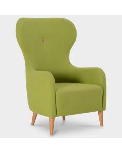 Boss Design Lyndon Mr. Chair designfauteuil - Groen