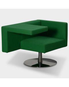 Offecct Solitaire designfauteuil - Groen